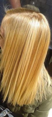 Blond sable