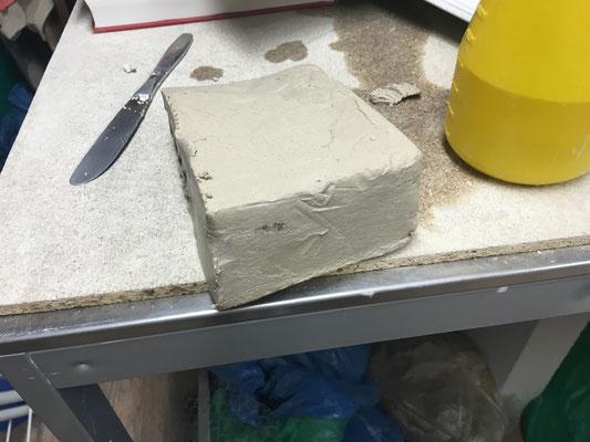 Am Anfang war ein Block.....