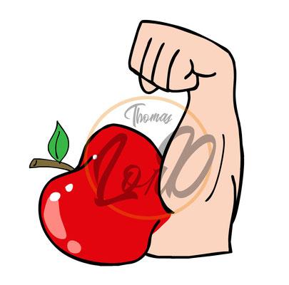 Logo Design Fitness