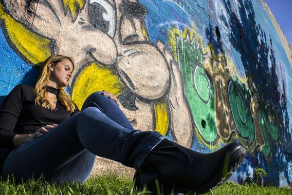 Portrait Fotoshooting Duisburg