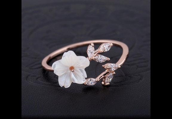"""Ring """"Flora"""""""