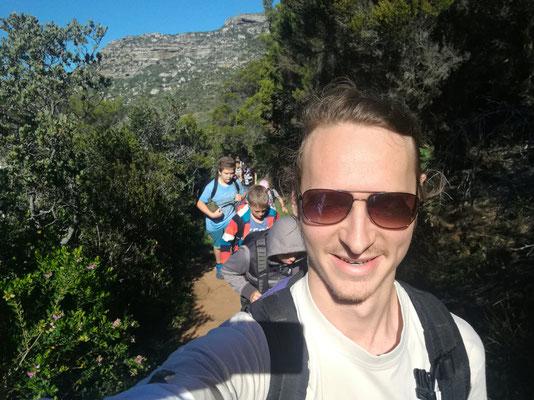 John, mein Gastbruder und die Scouts
