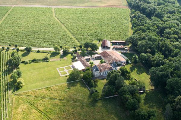 Château La Hitte à Lavardac