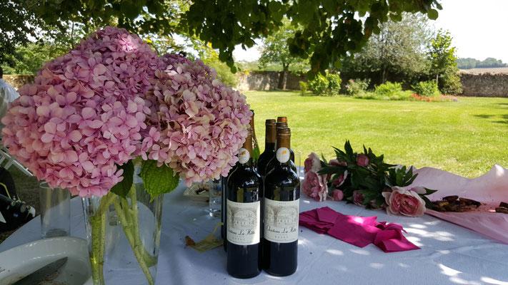 Vin Rouge Château la Hitte AOC Buzet à Lavardac