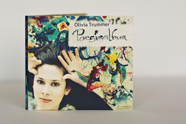Olivia Trummer - Poesiealbum Cover