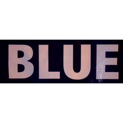 Etwas blaues