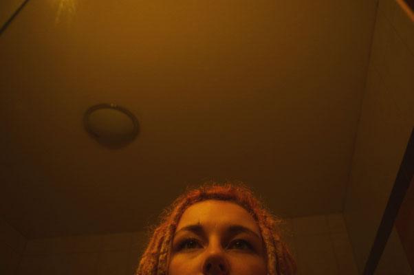 Selbstportrait Selfie nervenkeks Dreads Dreadlocks