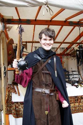 Morgenstern Waffenstand Mittelaltermarkt
