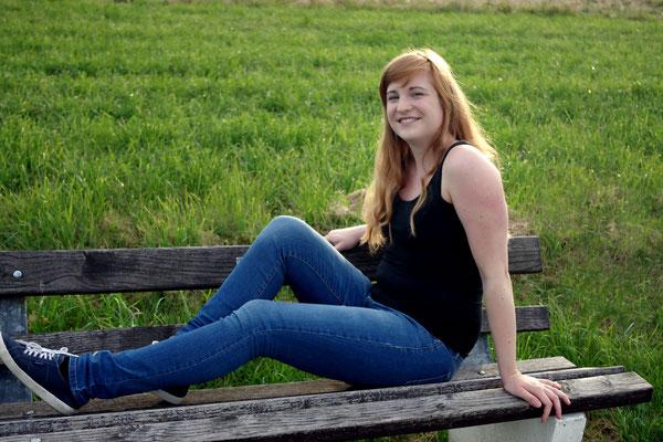 portrait Bank Sommer Lachen