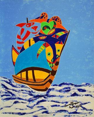 Arche Noah (40 x 50 cm)