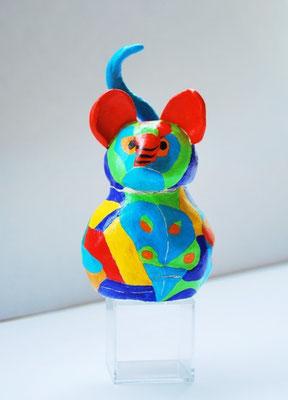 Gonzo, 10cm, Keramikplast