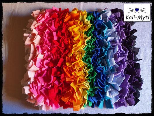 Motiv: Regenbogen - alle Größen - hier L