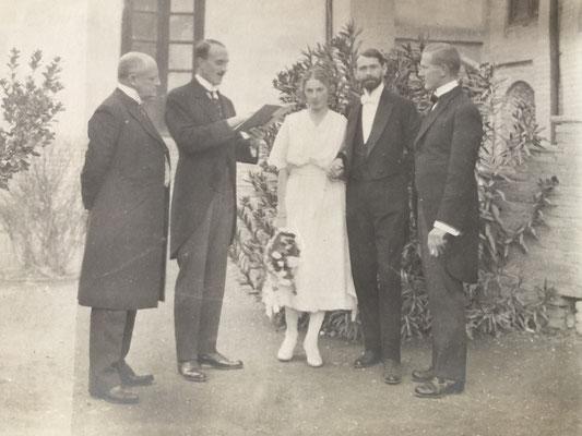 Hochzeit in Teheran