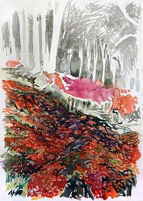 VA_42_watercolour on paper, 29,5x21 cm, 2020
