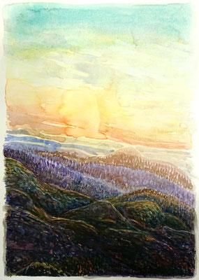 VA_33_watercolour on paper, 29,5x21 cm, 2020