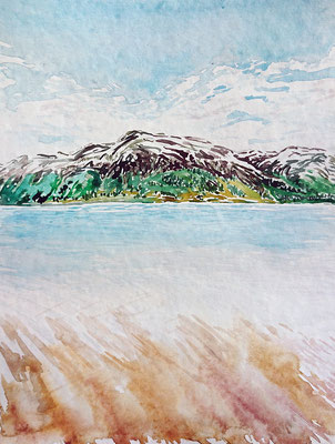 VA_29_watercolour on paper, 30,5x23 cm, 2020
