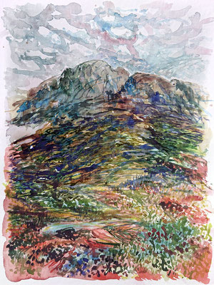 VA_20_watercolour on paper, 32x24 cm, 2020