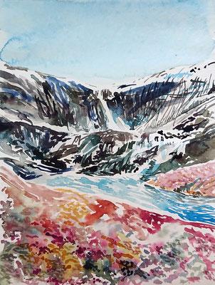 VA_24_watercolour on paper, 30,5x23 cm, 2020