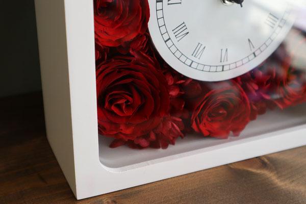 プロポーズのバラをプリザーブドフラワー加工 プリザーブドフラワー専門店 GREEN'S TALE