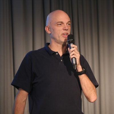 Gernot Segelbacher (Foto Hans-Martin Koch)