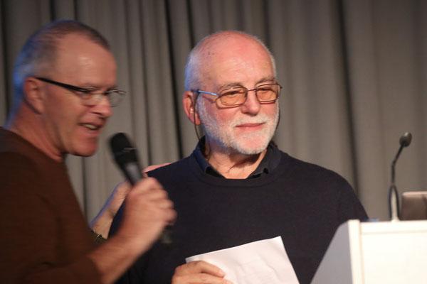 Stephan Trösch und Harald Jacoby (Foto Hans-Martin Koch)