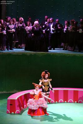 Pique Dame (Tschaikowsky), Theater Aachen 2020, Regie: Ewa Teilmanns
