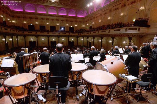 Concertgebouw Amsterdam, 2016