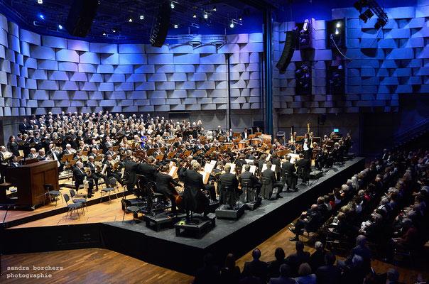 Aachen, Eurogress, Sinfoniekonzert unter Justus Thorau
