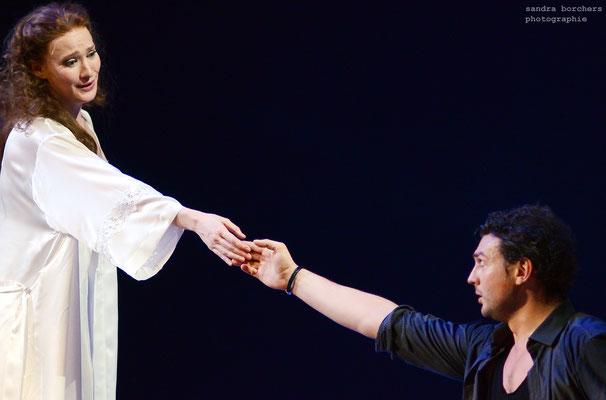 Roméo et Juliette (Gounod), Theater Aachen 2018, Regie: Ewa Teilmanns