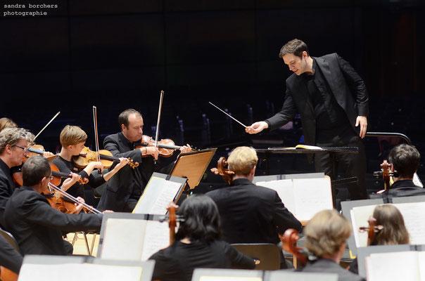 Eurogress Aachen, 1. Sinfoniekonzert 2018/19