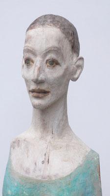 """""""Harlekin"""", 2017, 60 x 28 x 20 cm"""