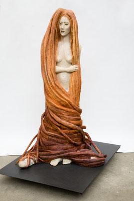 """""""Große Eva"""", 2009, 210x110x150 cm"""