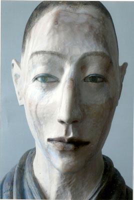 """""""Der Stille""""(A, 2008, ca. 95 x 45 x 35 cm"""