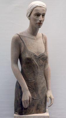 """o. T."", 2015. Höhe ca. 107 cm"