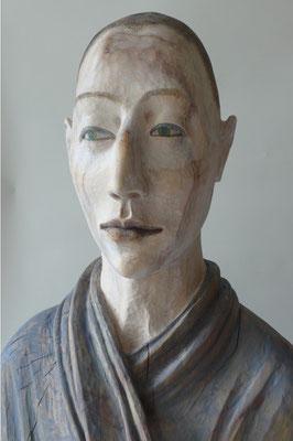 """""""Der Stille"""", 2008, ca. 95 x 45 x 35 cm"""