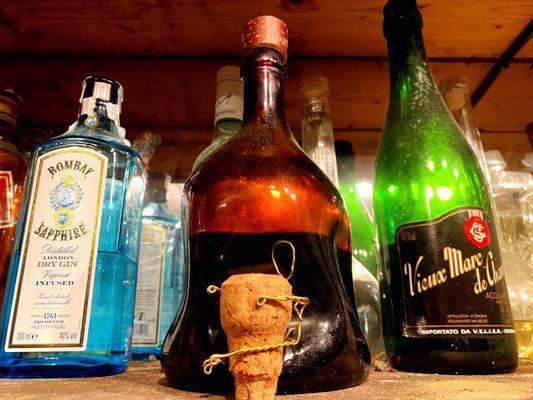 Bacone l'ubriacone nel Tempio degli alcoli