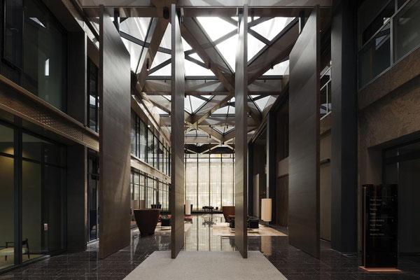 Foto: FritsJurgens   500 kg each door, MVSA Architecten, Harryvan Interieurbouw