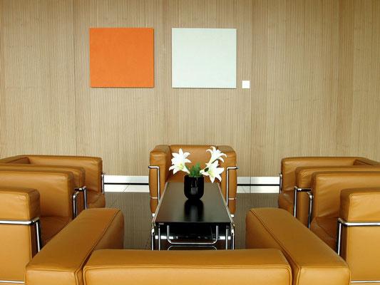 Viessmann Eingangsgebäude | Farb- und Materialkonzept | RSE Planungsgesellschaft mbH