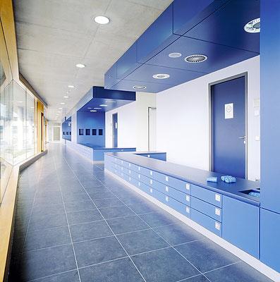 B. Braun   LIFE   Interior Design + Farb- und Materialkonzept   RSE Planungsgesellschaft mbH