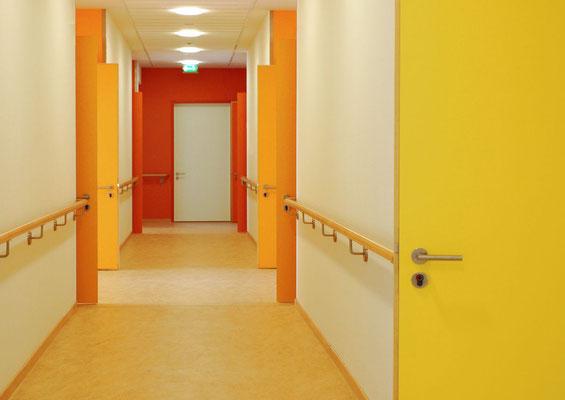 Behindertenhilfe | Immenhausen | Interior Design + Farb- und Materialkonzept | RSE Planungsgesellschaft mbH