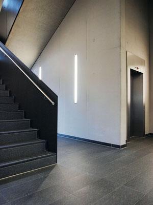 Scherer Feinbau Maschinen GmbH - Alzenau | Interior Design | Auftrag durch RSE Planungsgesellschaft mbH | Kassel