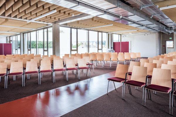 IFC Innovations- und Forschungs-Centrum   Tüttlingen   Interior Design + Farb- und Materialkonzept    Auftrag durch RSE Planungsgesellschaft mbH   Kassel