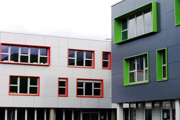 Wilhelm-Leuschner-Schule   Niestetal   Interior Design + Farb- und Materialkonzept   RSE Planungsgesellschaft mbH