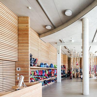 Deuter Sport GmbH & Co. KG - Gersthofen   Interior Design   Auftrag durch RSE Planungsgesellschaft mbH   Kassel