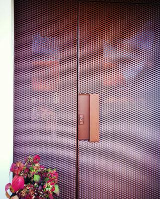 Haus SST  bei Kassel | Türdesign