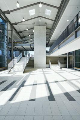 Schulzentrum Hofgeismar | Interior Design + Farb- und Materialkonzept | RSE Planungsgesellschaft mbH