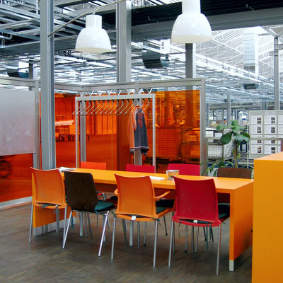 Viessmann Werk   Pausenzonen   Interior Design   RSE Planungsgesellschaft mbH