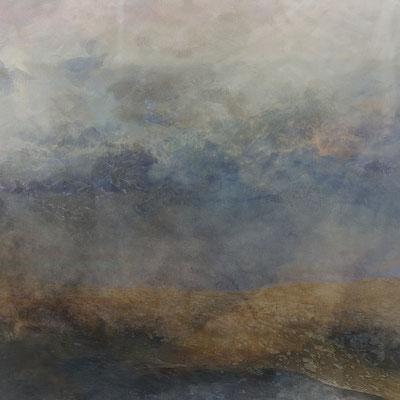 INFINITO 21.002 | 62 x 62 cm | Fotomontage digital auf Hahnemühle FineArt Papier | Auflage 13 Stück | datiert & signiert