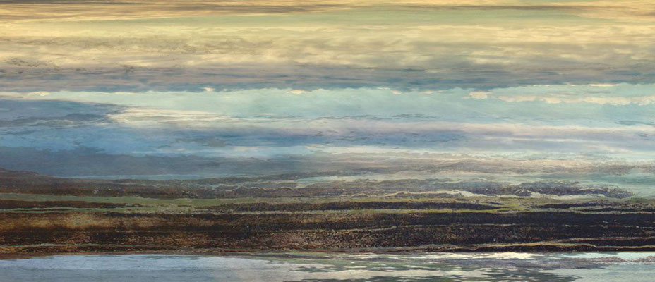 INFINITO 18GCI-001 | 62 x 27 cm | Fotomontage digital auf Hahnemühle FineArt Papier | Auflage 13 Stück | datiert & signiert
