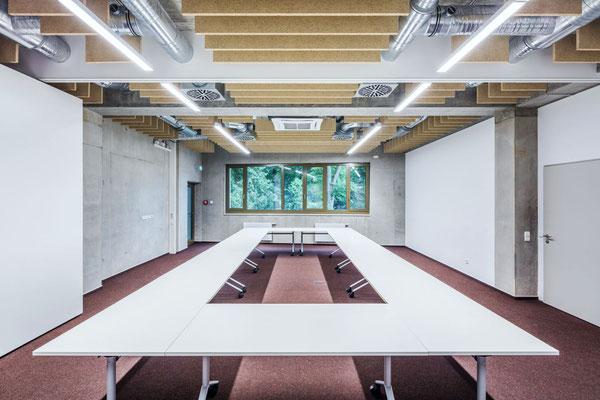 IFC Innovations- und Forschungs-Centrum | Tüttlingen | Interior Design + Farb- und Materialkonzept  | Auftrag durch RSE Planungsgesellschaft mbH | Kassel